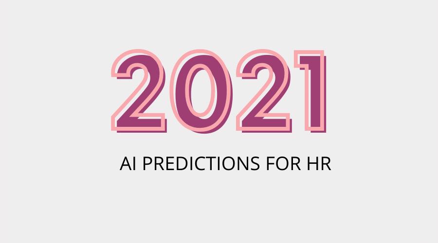 AI in HR predictions