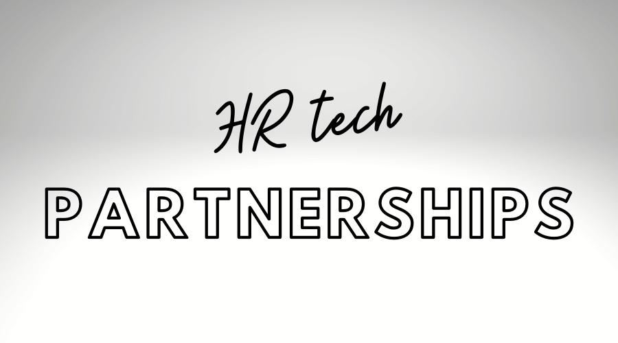 HR tech partnerships