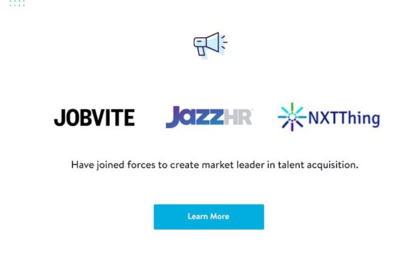 Jobvite merger
