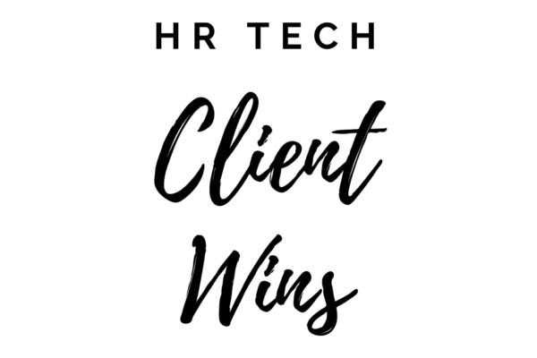 HR tech client wins
