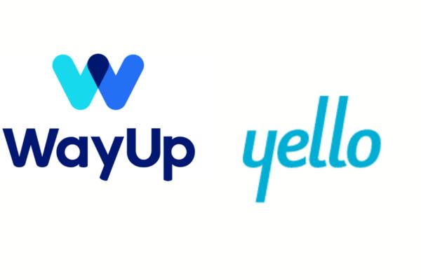 way merges with yello